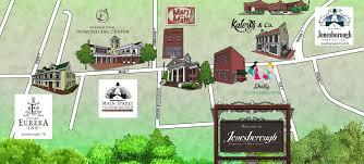 Treasure House Designs Johnson City Tn by Downtown Jonesborough Vipseen Magazine