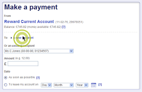 how to make a receipt how to make a local money transfer using halifax online banking