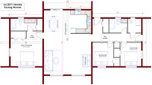 ideas about ranch bungalow floor plans free home designs photos