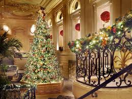 interior christmastrees faux trees 12 foot real