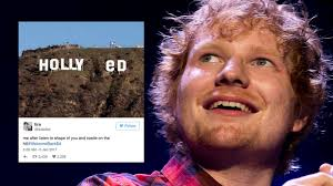 Ed Meme - twitter responds to ed sheeran s new music with a glorious meme fest