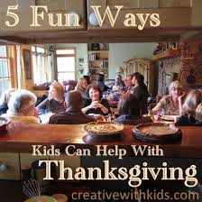 5 ways can help with thanksgiving