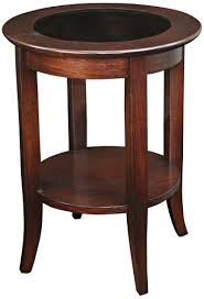 leick corner accent table leick 10036 favorite finds round side table leick furniture http