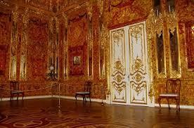 chambre d ambre pétersbourg