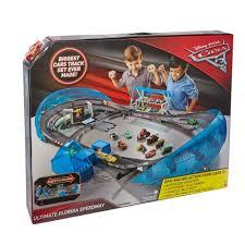 dimensions of a three car garage disney pixar cars 3 ultimate florida speedway track set walmart com