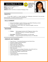 resume summary software engineer resume sample in the philippines free resume example and writing resume examples philippines 1 jpg