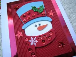 handmade christmas greeting card designs all ideas about