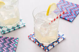 Homemade Coasters This Diy Will Take You Back To The U002790s Brit Co