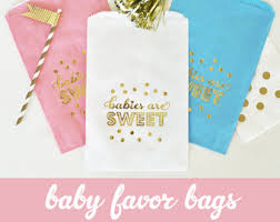 baby shower gift bags baby shower gift bag etsy