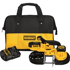 free shipping u2014 dewalt max cordless band saw kit u2014 20 volt model