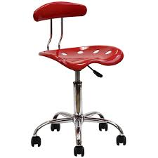 Red Office Furniture by Acrylic Desk Chair Caraway Office Chair Wclear Acrylic Seat By