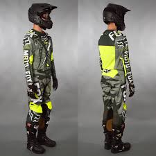 fox motocross gear combos fox motocross u0026 enduro mx combo fox 180 vicious olive maciag