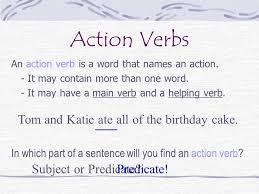 there are several kinds of verbs ppt download