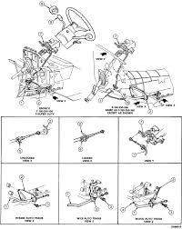 how do i adjust the transmission linkage on a 1994 f 150 xl