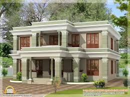 one story homes kerala home design floor plans types ideas flat roof single house