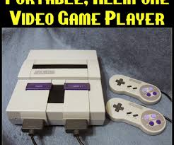 turn a super nes into a universal game player 8 steps with pictures