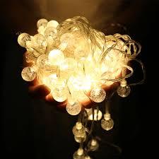 100 ft long christmas lights 10m 32 ft 100 rgb big led ball string ls christmas lights home