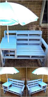 Wood Pallet Patio Furniture by 293 Best Pallet Images On Pinterest Pallet Ideas Pallet
