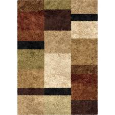 7 x 7 area rugs orian rugs treasure box copper 5 ft 3 in x 7 ft 6 in indoor