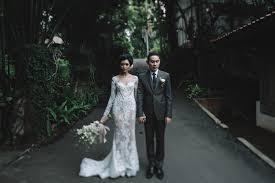 wedding dress bandung david christover jakarta bali bandung wedding