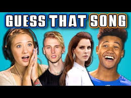 Challenge React Elders Guess That Song Challenge 1 React