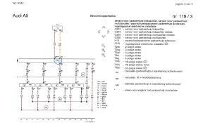 front parking distance control retrofit for facelift 2013 b8 5