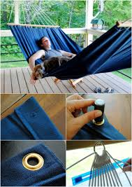 stretch your legs and get comfy 10 easy diy hammocks for you to