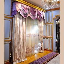 Valance Curtains For Bedroom White And Gray Print Burlap Contemporary Color Block Curtains For