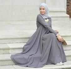 Baju Muslim Wanita model busana muslim wanita terbaru casual sederhana
