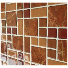 Decorative Backsplash Online Shop Fancy Fix Vinyl Peel And Stick Decorative Backsplash
