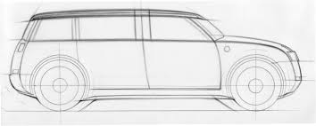 ferrari sketch side view automotive sketch archives tds