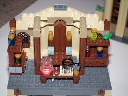sci fi fan letter lego harry potter castle