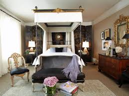 antiques inspire master bedroom cecilie starin hgtv eclectic glam bedroom