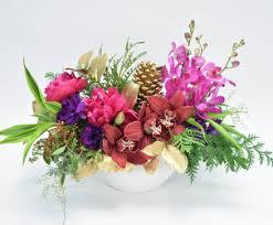 dallas florist christmas flowers centerpieces best local dallas florist