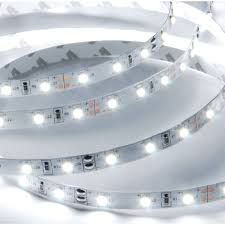 led ceiling strip lights amazon com abi cool white high brightness flexible led strip