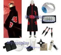 Naruto Costumes Halloween Buy Wholesale Pain Naruto Costume China Pain Naruto