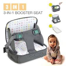 Baby Seat For Dining Chair Wonderful 3 In 1 Easy Carry Ba Booster Seat End 4302016 215 Pm