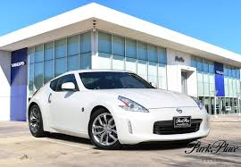 Used Nissan 370z Vehicles For Sale Park Place