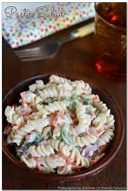 cold pasta salad dressing pasta salad with 1000 island dressing sharmis passions
