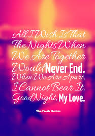 romantic quotes for her from the heart romantic u0026 inspiring good night quotes u0026 wishes quotes u0026 sayings