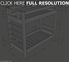 Dimensions Of Bunk Beds by Bunk Bed Mattress Size Size Bed Luxuries Metal Bunk Beds Twin