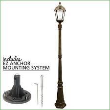 Solar Lantern Lights Costco - lighting natural gas outdoor post lights gas lanterns post