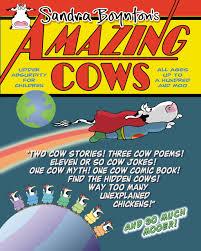 amazing cows udder absurdity for children sandra boynton
