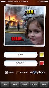 Meme App Maker - meme design generator creator maker for memes and photo