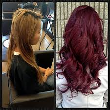 different reds hair different color reds for hair new aoc salon m the