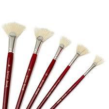 fan brush oil painting best fan paintbrushes gistgear