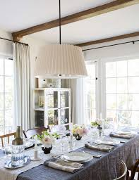 dining room table cloth setting the table with parachute s new table linens emily henderson