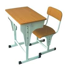 adjustable height student desk and chair with black pedestal frame adjustable height student desk and chair with black pedestal frame