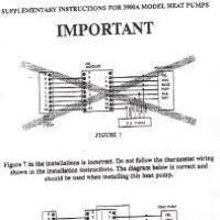wiring diagram for coleman heat pump yondo tech