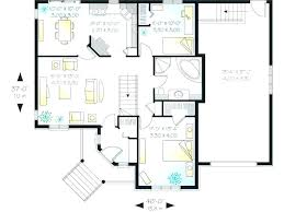 two floor plan house plans one 5 bedroom two house plans one